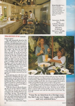Tina Turner - Ebony magazine - May 2000 (8)