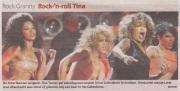 Tina Turner - Metro - March 23, 2009
