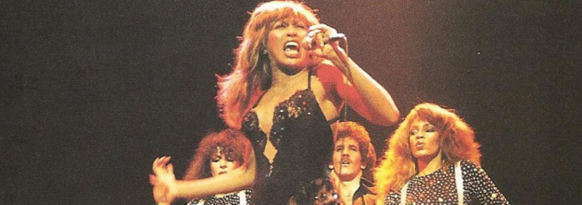 36 years ago: Tina Turner live in Carré, Amsterdam