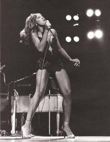Tina Turner - Carré, Amsterdam, The Netherlands - April 22, 1979 (2)