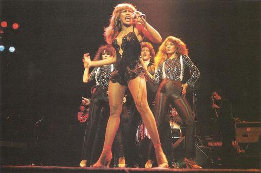 Tina Turner - Carré, Amsterdam, The Netherlands - April 22, 1979 (8)