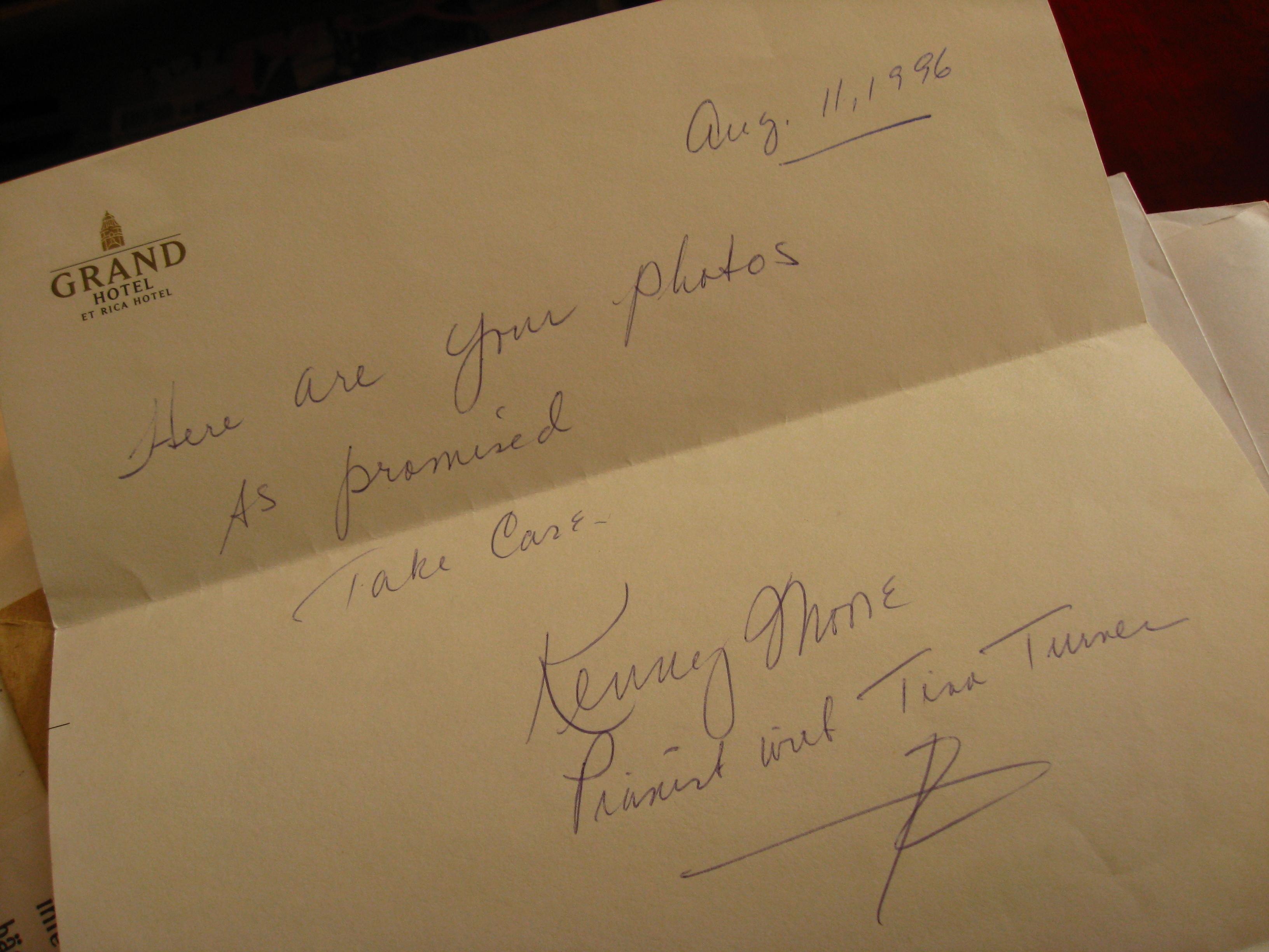 Tina Turner Fan Of The Month Martina Tina Turner Blog