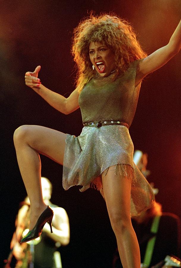 Tina Turner - live Foreign Affair tour - 1990