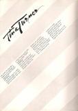 Tina Turner - UK tour book - 1979 - 04