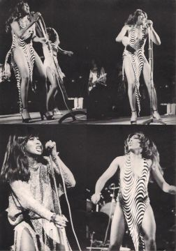 Tina Turner - UK tour book - 1979 - 06