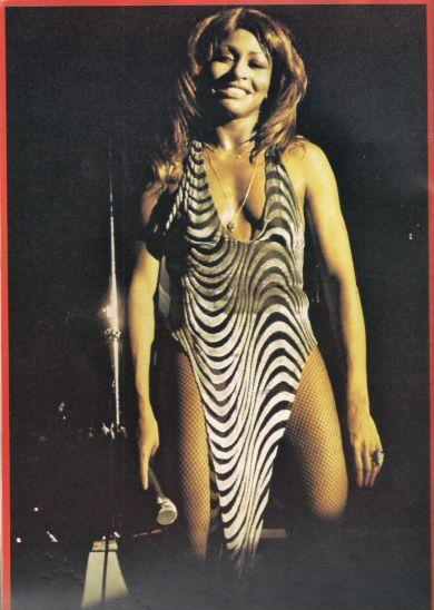 Tina Turner - UK tour book - 1979 - 12