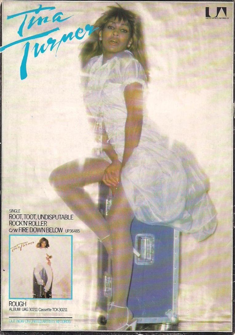 Tina Turner - UK tour book - 1979 - 16