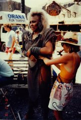 Mad Max Thunderdome - Tina Turner - Shooting on Location 1985 7
