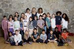 Tina Turner, Dechen Shak-Dagsay, Regula Curti & Children - Children Beyond group photo - 2011
