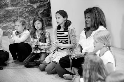Tina Turner Regula Curti Dechen Shak Dagsay - Children Beyond Photoshoot 01