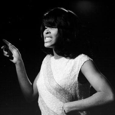 Tina Turner - black & white photo shoot - 1960's - 01