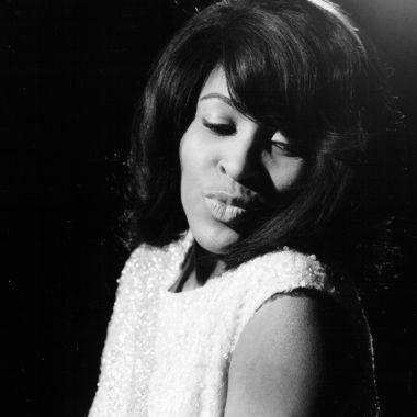 Tina Turner - black & white photo shoot - 1960's - 02