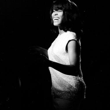 Tina Turner - black & white photo shoot - 1960's - 03