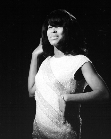 Tina Turner - black & white photo shoot - 1960's - 04