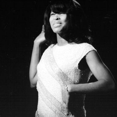Tina Turner - black & white photo shoot - 1960's - 04