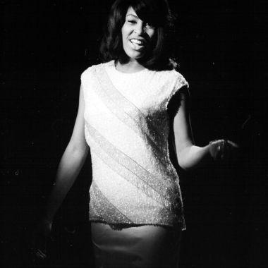 Tina Turner - black & white photo shoot - 1960's - 06