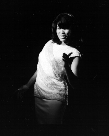 Tina Turner - black & white photo shoot - 1960's - 07