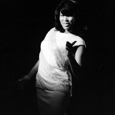 Tina Turner - black & white photo shoot - 1960's - 07