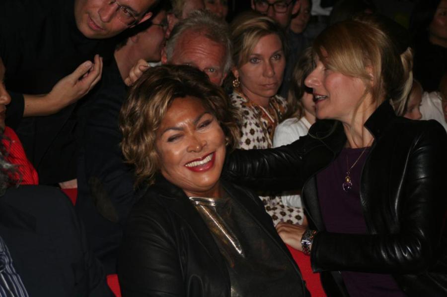 Tina Turner – Children Beyond press conference set 2 – Zurich ...