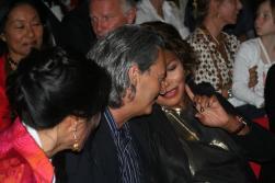 Tina Turner - Children Beyond press conference set 2 - Zurich, Switzerland - September 28, 2011 - 06