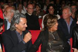 Tina Turner - Children Beyond press conference set 2 - Zurich, Switzerland - September 28, 2011 - 07