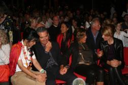Tina Turner - Children Beyond press conference set 2 - Zurich, Switzerland - September 28, 2011 - 08