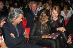 Tina Turner - Children Beyond press conference set 2 - Zurich, Switzerland - September 28, 2011 - 09