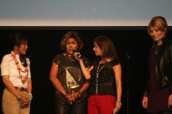 Tina Turner - Children Beyond press conference set 2 - Zurich, Switzerland - September 28, 2011 - 11
