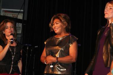 Tina Turner - Children Beyond press conference set 2 - Zurich, Switzerland - September 28, 2011 - 14