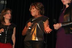 Tina Turner - Children Beyond press conference set 2 - Zurich, Switzerland - September 28, 2011 - 17