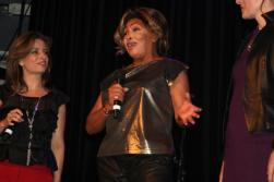 Tina Turner - Children Beyond press conference set 2 - Zurich, Switzerland - September 28, 2011 - 18