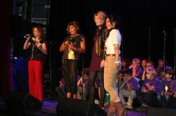 Tina Turner - Children Beyond press conference set 2 - Zurich, Switzerland - September 28, 2011 - 19