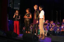Tina Turner - Children Beyond press conference set 2 - Zurich, Switzerland - September 28, 2011 - 20