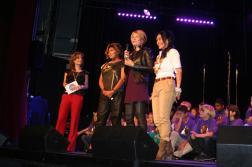 Tina Turner - Children Beyond press conference set 2 - Zurich, Switzerland - September 28, 2011 - 21