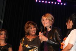 Tina Turner - Children Beyond press conference set 2 - Zurich, Switzerland - September 28, 2011 - 22