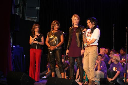 Tina Turner - Children Beyond press conference set 2 - Zurich, Switzerland - September 28, 2011 - 27