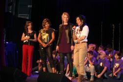 Tina Turner - Children Beyond press conference set 2 - Zurich, Switzerland - September 28, 2011 - 29