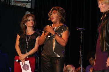 Tina Turner - Children Beyond press conference set 2 - Zurich, Switzerland - September 28, 2011 - 31