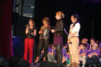 Tina Turner - Children Beyond press conference set 2 - Zurich, Switzerland - September 28, 2011 - 33