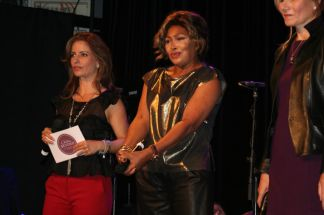 Tina Turner - Children Beyond press conference set 2 - Zurich, Switzerland - September 28, 2011 - 34