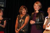 Tina Turner - Children Beyond press conference set 2 - Zurich, Switzerland - September 28, 2011 - 35