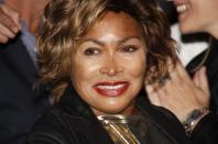 Tina Turner - Children Beyond press conference - Zurich, Switzerland - September 28, 2011 - 02