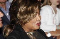 Tina Turner - Children Beyond press conference - Zurich, Switzerland - September 28, 2011 - 03