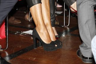 Tina Turner - Children Beyond press conference - Zurich, Switzerland - September 28, 2011 - 04