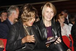 Tina Turner - Children Beyond press conference - Zurich, Switzerland - September 28, 2011 - 06