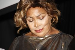 Tina Turner - Children Beyond press conference - Zurich, Switzerland - September 28, 2011 - 09