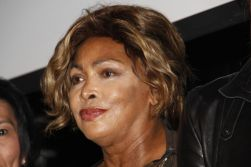 Tina Turner - Children Beyond press conference - Zurich, Switzerland - September 28, 2011 - 11