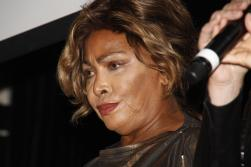 Tina Turner - Children Beyond press conference - Zurich, Switzerland - September 28, 2011 - 12