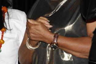 Tina Turner - Children Beyond press conference - Zurich, Switzerland - September 28, 2011 - 13