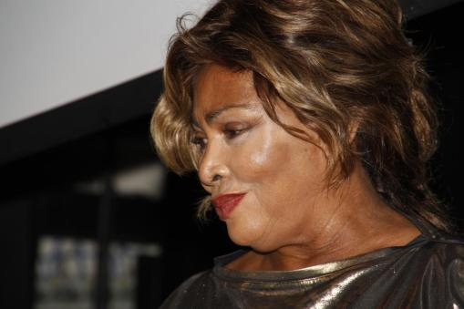 Tina Turner - Children Beyond press conference - Zurich, Switzerland - September 28, 2011 - 16